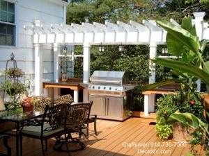 BBQ Outdoor Kitchens, Decks, Patios, Repairs. Westchester NY 914 736 7500